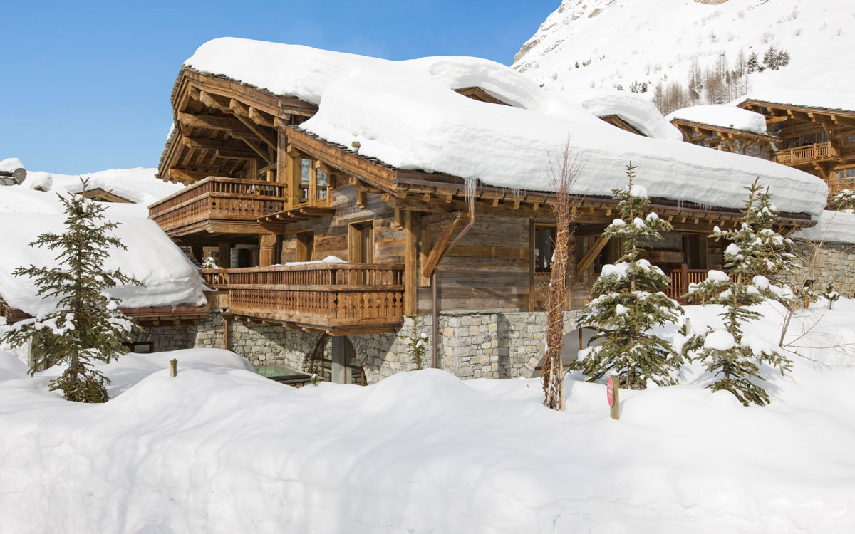 Chalet Marcopolo Val d\'Isère